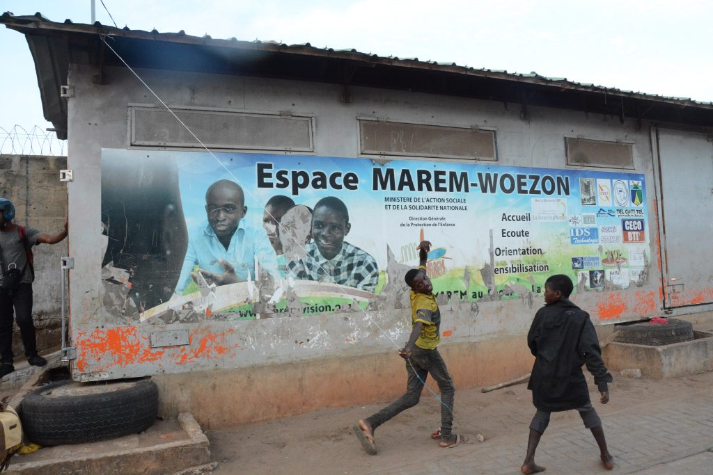Accueil à MAREM-WOEZON